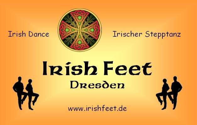 Irish Feet, Tanzspass in Dresden